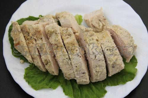 рецепты приготовления куриной грудки в сметане