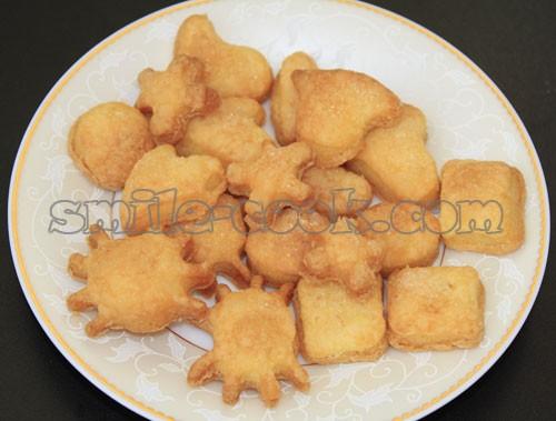 Рецепт печенье формочки сметана