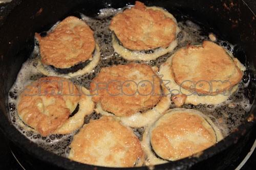 рецепт приготовления баклажанов в кляре