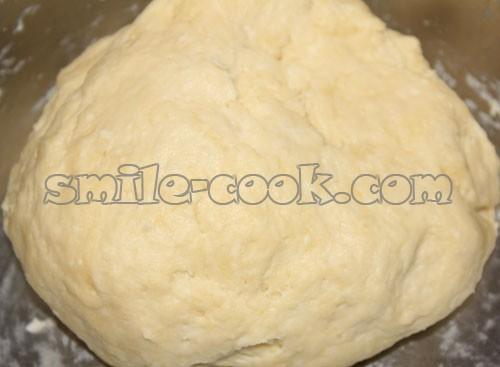 тесто для пирожков