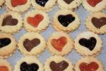 Песочное печенье «Сабле с конфитюром»
