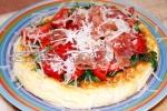 Омлет с помидорами и хамоном в мультиварке
