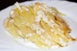 Картофельная запеканка Гратен Дофинуа
