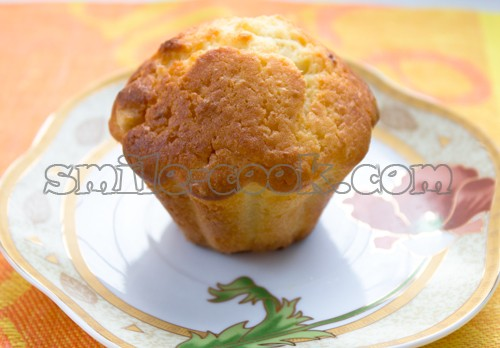 творожные кексы в пароварке рецепт