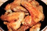 Куриные крылья-гриль