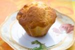 Творожные кексы (маффины) с апельсиновыми цукатами
