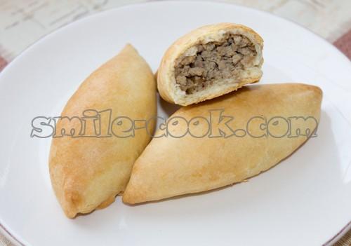 Рецепты пирожков с ливером и дрожжевым тестом