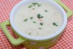 Суп по-жовковски с капустой и сливками