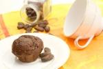 Шоколадно-банановые кексы (маффины)
