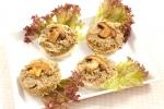 Паштет из говяжьей печени с грибами