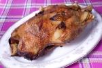 Запеченная в духовке утка