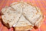 Базовый рецепт блинов