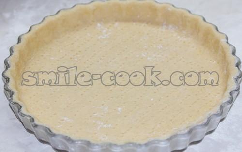 рецепт приготовления пирога с персиками