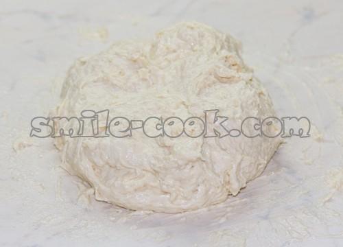 Рецепт дрожжевое тесто утопленник