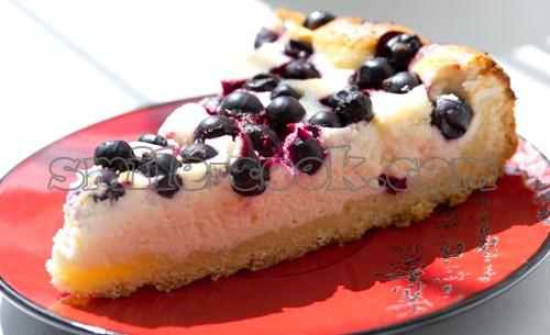 пирог с смородиной замороженной рецепт с фото
