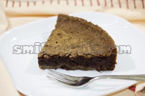 шоколадно-имбирный торт