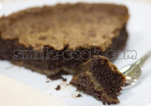 пирог с шоколадом и имбирем