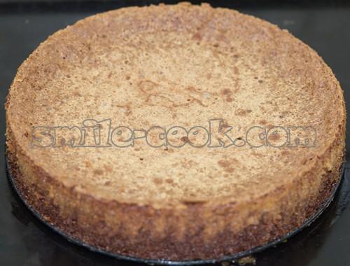 шоколадный пирог с имбирем