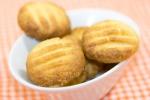 Песочное печенье с миндалем