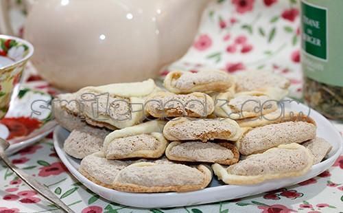 печенье песочные с начинкой рецепт