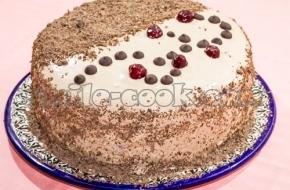 Шварцвальдский вишневый торт или «Черный лес»