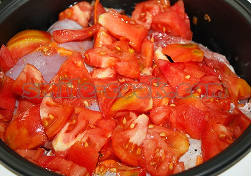 Рецепты с помидорами в мультиварке