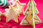 Новогоднее 3-Д печенье