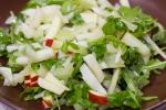 Салат с топинамбуром и сельдереем