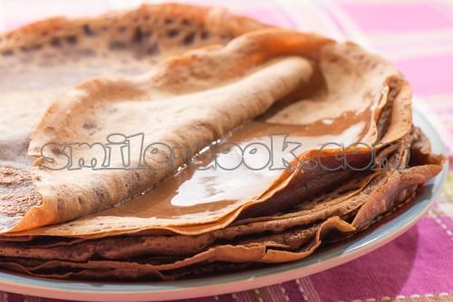 Рецепты блины из шоколада