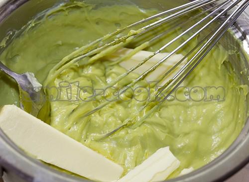 фисташковый крем со сливочным маслом