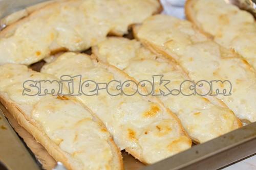 запеченные булочки с сыром
