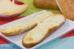 Запеченные булочки с сыром и чесноком