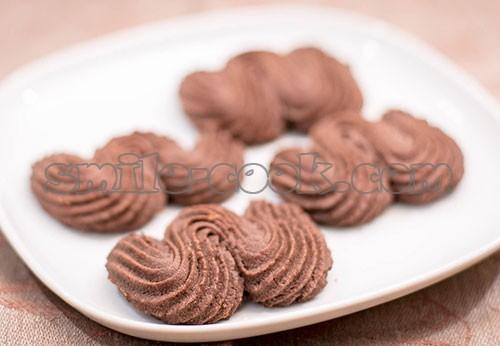 венское песочное печенье