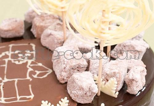 шоколадные маршмеллоу