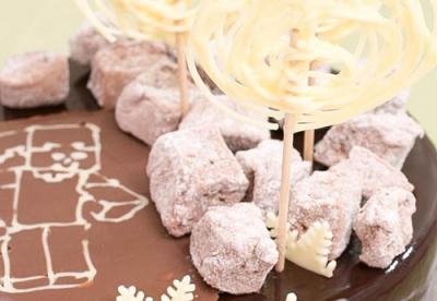 Шоколадные маршмеллоу от Пьера Эрме