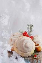 Булочки с корицей и сливочной глазурью(cinnabon)