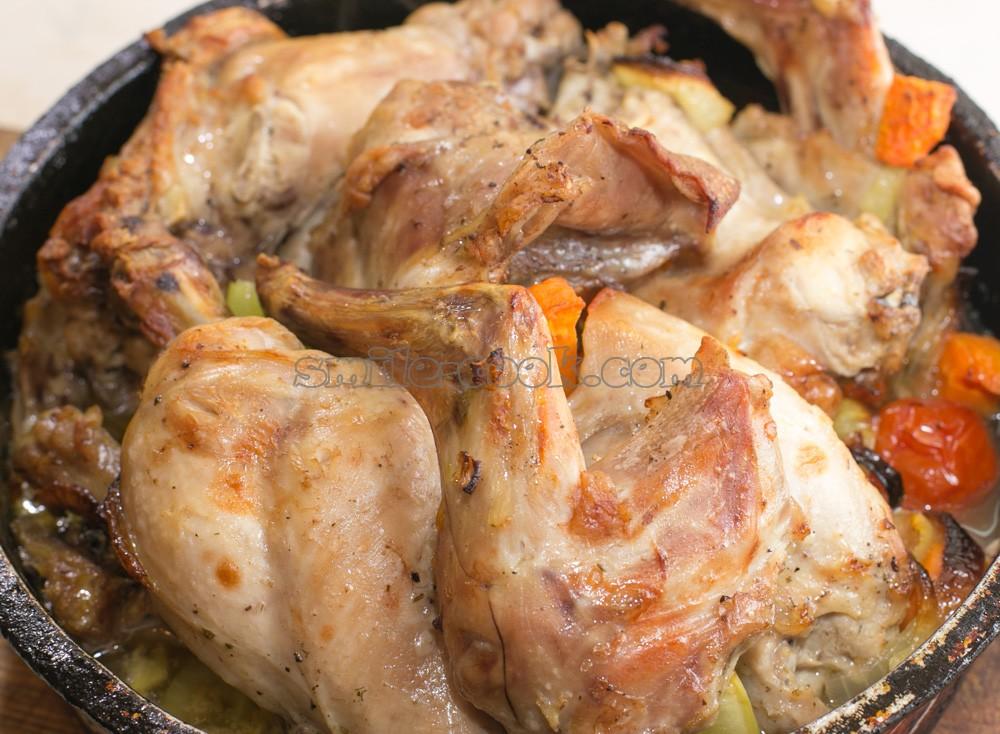 Как вкусно приготовить кролика в духовке рецепты с пошагово с