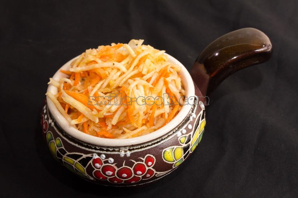 сельдерей по-корейски