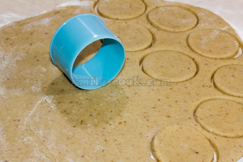 вырезка печенье