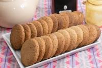 Овсяное печенье как в магазине