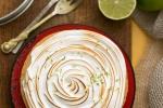 Лимонный тарт с меренгой от Пьера Эрме